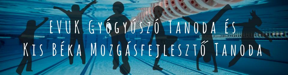 Eger Városi Úszóklub Gyógyúszó Tanoda és Kis Béka Tanoda